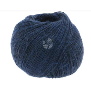 Lana Grossa Lana Grossa Ecopuno Nachtblauw 50 gram nr 43