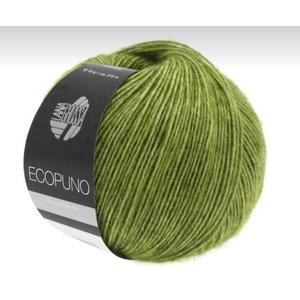 Lana Grossa Lana Grossa Ecopuno Appelgroen 50 gram nr 2