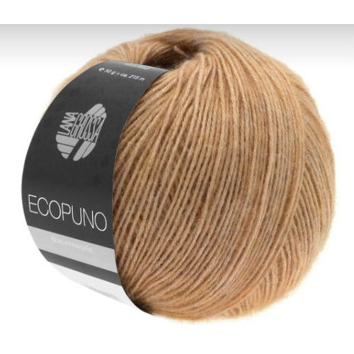 Lana Grossa Lana Grossa Ecopuno Camel 50 gram nr 32