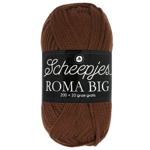 Scheepjeswol Scheepjes Roma Big 220 gram Bruin 008
