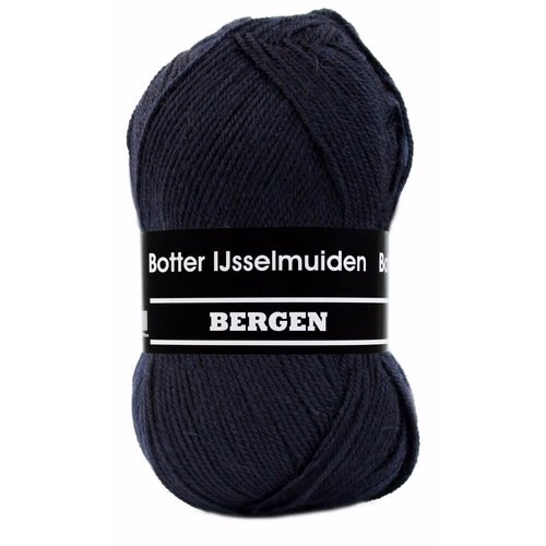 Botter IJsselmuiden Oslo Botter Bergen Sokkenwol 100 gram nr 10 Blauw