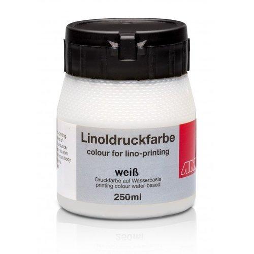 Ami Linodrukverf 250 ml Wit