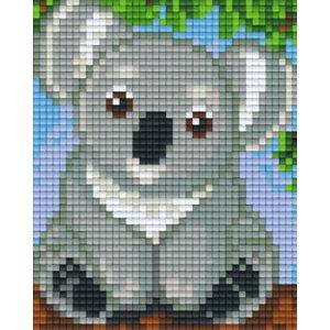 PixelHobby Pixelhobby Geschenkverpakking Koala 31354