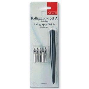 Ami Kalligrafie set 6 delig