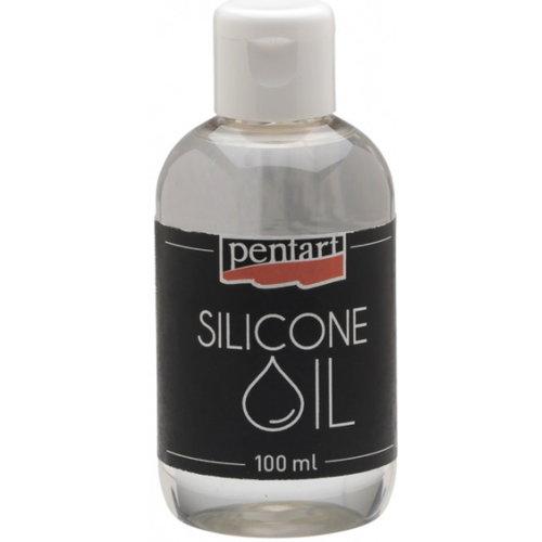 Siliconen olie 100 ml
