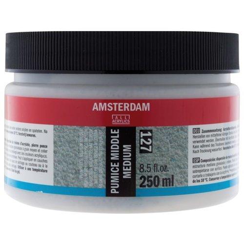 Talens  Amsterdam puimsteen medium middel 250 ml