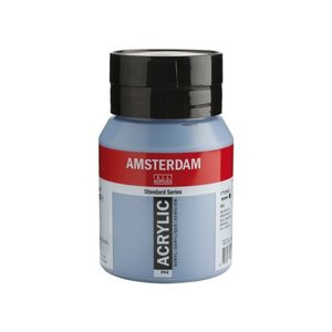 Amsterdam Talens Amsterdam acrylverf 500 ml Grijsblauw 562