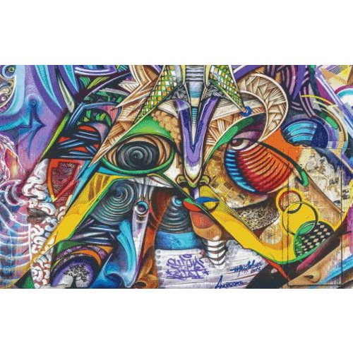 PixelHobby Pixelhobby patroon 5609 Street Art