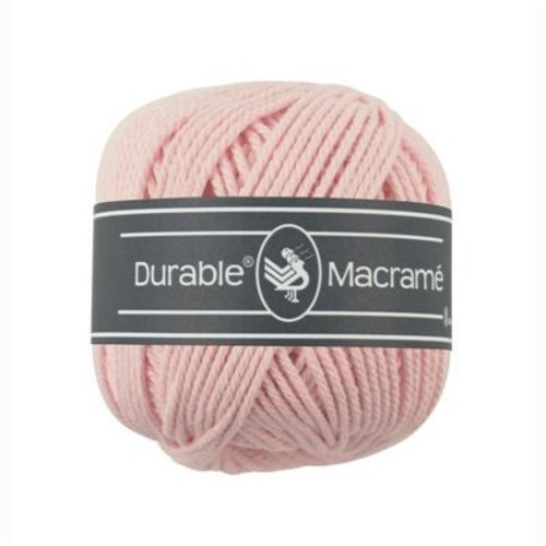 Durable Durable Macramé 100 gram Light Pink 203