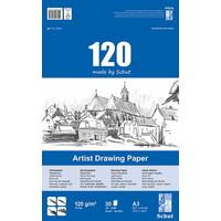 Schut Artist Drawing Paper 120 gram 30 vel