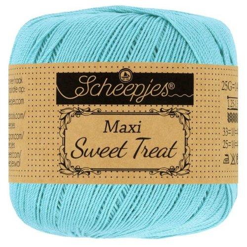 Scheepjeswol Scheepjes Maxi Sweet Treat 25 gram nr 397 Blauw