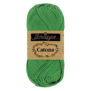 Scheepjeswol Scheepjes Catona 50 gram - 515 Emerald