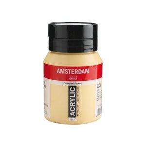 Amsterdam Amsterdam Acrylverf 500 ml Napelsgeel Donker 223