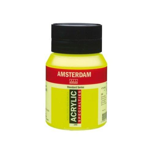 Amsterdam Amsterdam Acrylverf 500 ml Reflexgeel 256