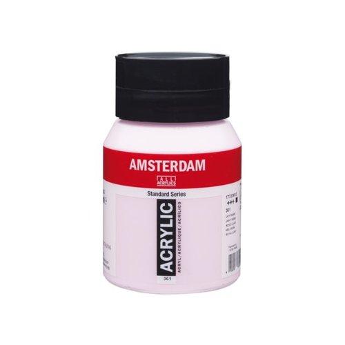 Amsterdam Amsterdam Acrylverf 500 ml Lichtroze 361