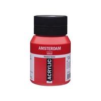 Amsterdam Acrylverf 500 ml Naftolrood Donker 399