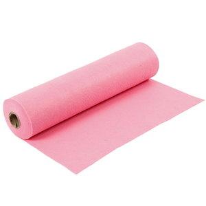 Creotime Rol Hobbyvilt roze 45 cm x 5 mtr x 1,5mm