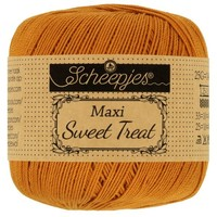 Scheepjes Maxi Sweet Treat 25 gram nr 383 Ginger Gold