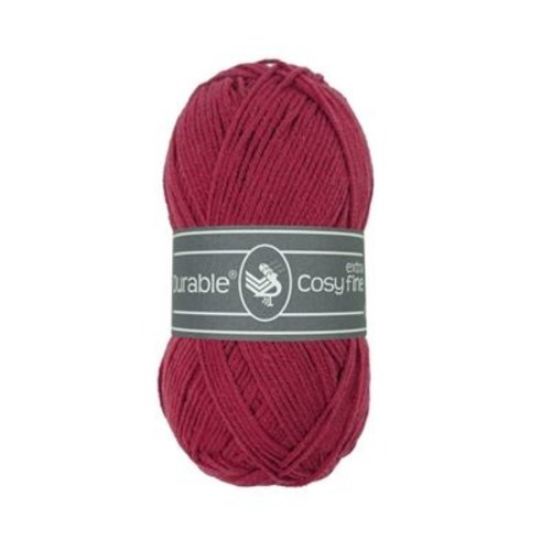 Durable Durable Cosy extra fine Bordeaux 222