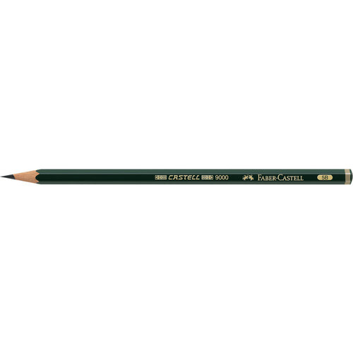 Faber Castell Potlood Faber-Castell 9000 5B
