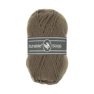 Durable Durable Soqs 50 gram 404 Deep taupe