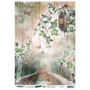 Studio Light Studio Light Rice Paper A4 vel Jenine's Mindful Art 5.0 nr.29 RICEJMA29 (08-20)