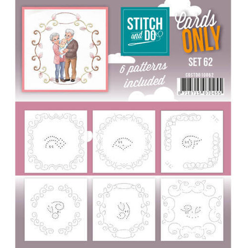 Stitch and Do  Stitch and Do Cards Only Stitch Cards  4K - 62