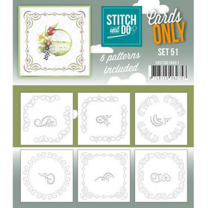 Stitch and Do  Stitch and Do Cards Only Stitch Cards  51