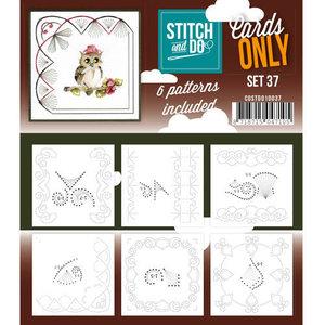 Stitch and Do  Stitch and Do Cards Only Stitch Cards  37
