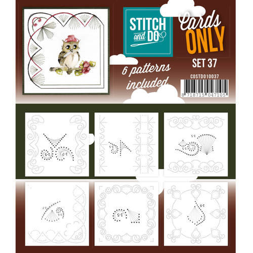 Stitch and Do  Stitch and Do Cards Only Stitch Cards  37