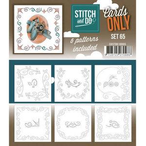 Stitch and Do  Stitch and Do Cards Only Stitch Cards  65