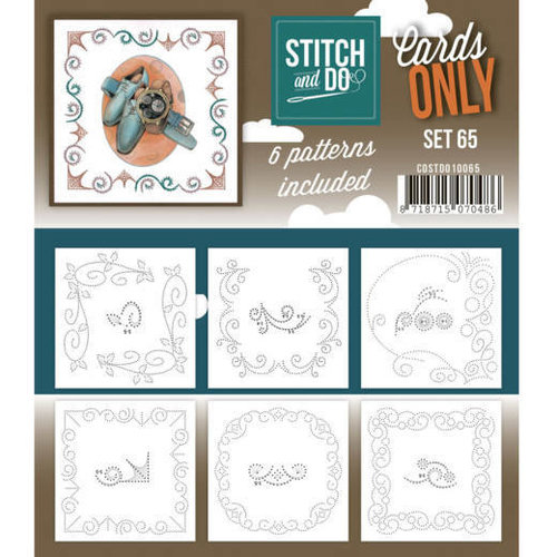 Stitch and Do  Stitch and Do Cards Only Stitch Cards  65