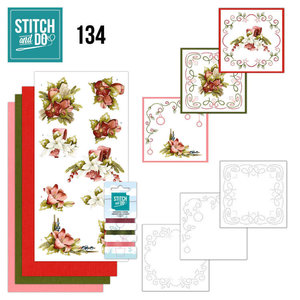 Stitch and Do  Stitch and Do 134 - Precious Marieke - Touch of Christmas