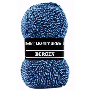 Botter IJsselmuiden Oslo Botter Bergen Sokkenwol 100 gram nr 96 Blauw