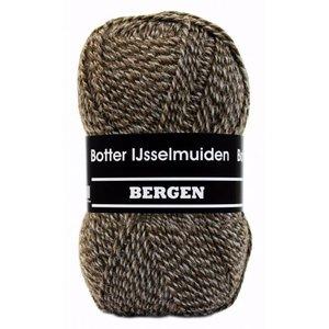 Botter IJsselmuiden Oslo Botter Bergen Sokkenwol 100 gram nr 103 Bruin