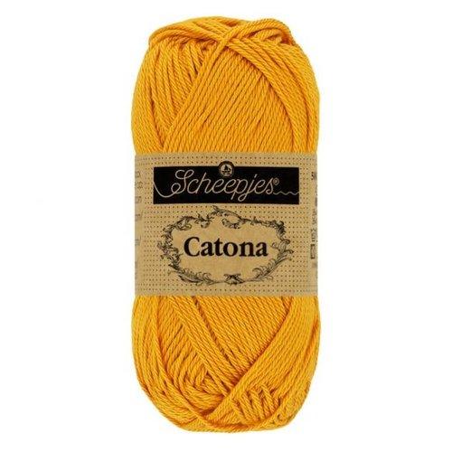 Scheepjeswol Scheepjes Catona 50 gram - 249 Saffron
