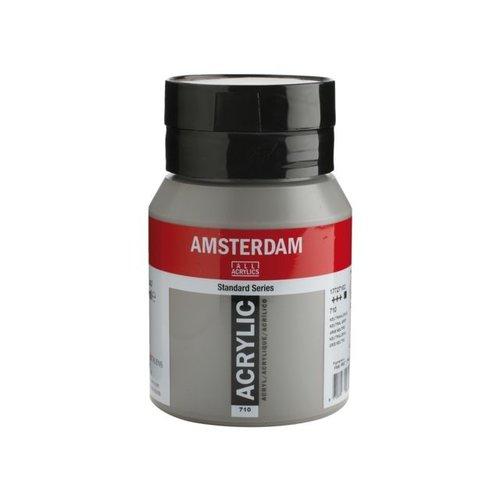 Amsterdam Amsterdam Acrylverf 500 ml Neutraalgrijs 710
