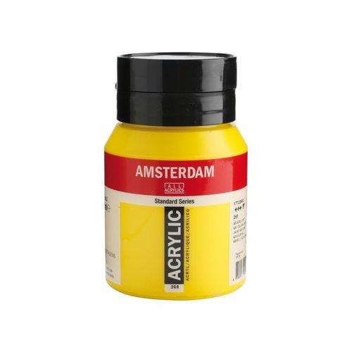 Amsterdam Amsterdam Acrylverf 500 ml Azogeel Licht 268