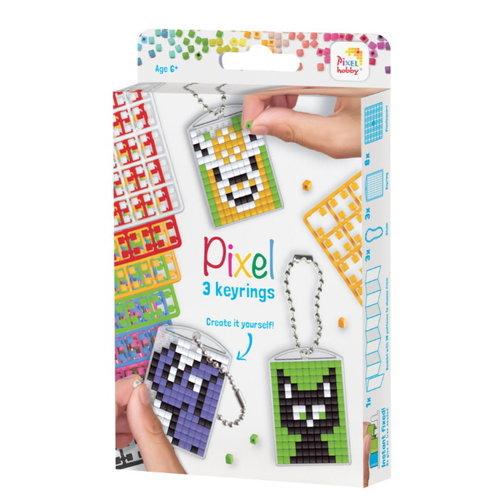 PixelHobby Pixelhobby Medaillon set Dieren