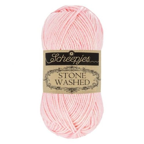 Scheepjeswol Scheepjes Stone Washed 50 gr - 820 Rose Quartz