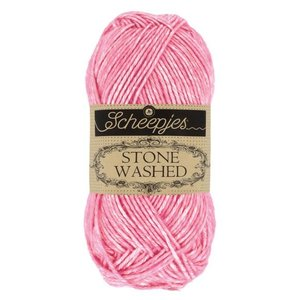Scheepjeswol Scheepjes Stone Washed 50 gr - 836 Tourmaline