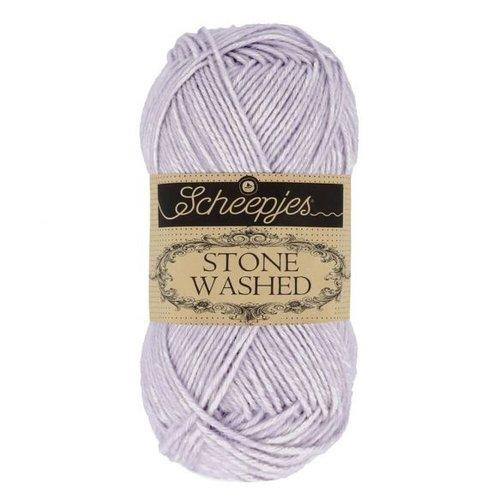 Scheepjeswol Scheepjes Stone Washed 50 gr - 818 Lilac Quartz