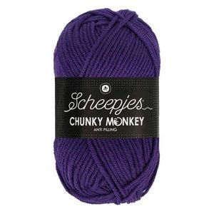 Scheepjeswol Scheepjes Chunky Monkey 100 gram 2001 Deep Violet