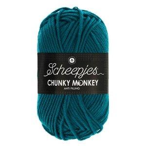 Scheepjeswol Scheepjes Chunky Monkey 100 gram 1829 Teal