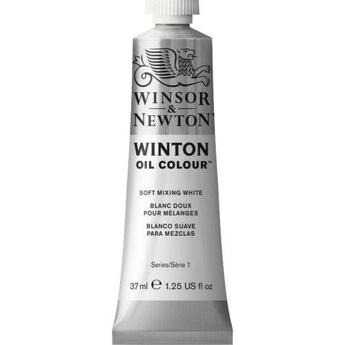 Winsor & Newton Winton olieverf 37 ml Soft Mix White