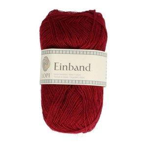 Lopi Lopi Einland wol bol 50 gram 8733 rood