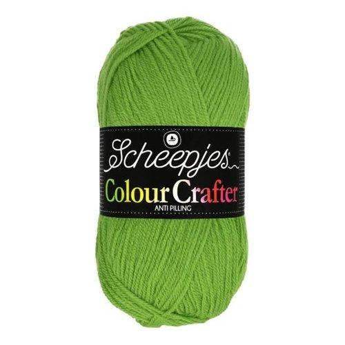 Scheepjeswol Scheepjes Colour Crafter 100 gram - 2016 Charleroi Groen