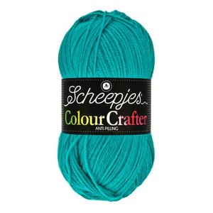 Scheepjeswol Scheepjes Colour Crafter 100 gram - 2015 Bastogne Blauw