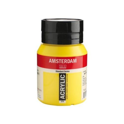 Amsterdam Amsterdam Acrylverf 500 ml Primairgeel 275