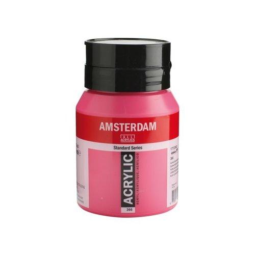 Amsterdam Amsterdam Acrylverf 500 ml Quinacridone roze 366